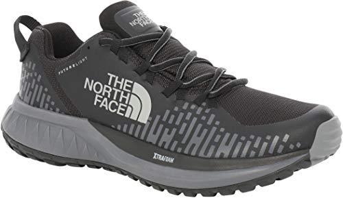 The North Face Ultra Endurance XF FutureLight - Zapatillas para hombre, color negro y gris, Hombre, Tnf Black Zinc Grey, 45.5 EU