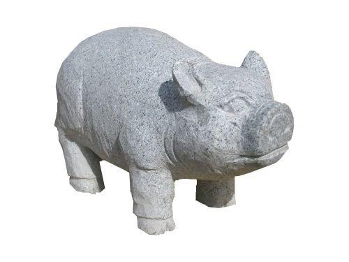 Natursteinzentrum Rhein Main Schwein aus Granit