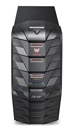 Ordinateur de Bureau PC Gaming Acer Predator G3-710-AM11 Intel Core i5-7400 - 4