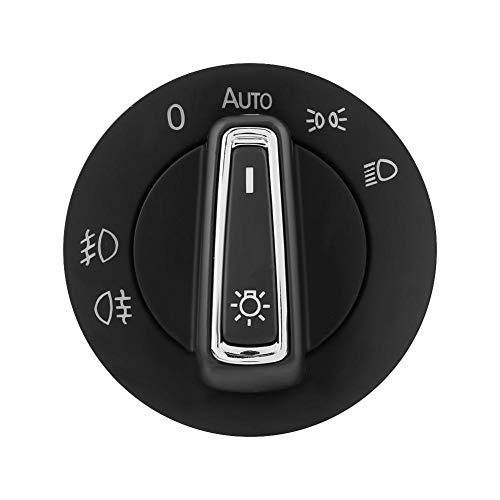 Capteur de Lumière de Commutateur de Phare, Keenso Module de Capteur de Lumière de Commutateur de Phare avec Capteur de Lumière Marche/Arrêt Automatique