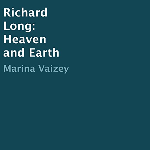 Richard Long audiobook cover art