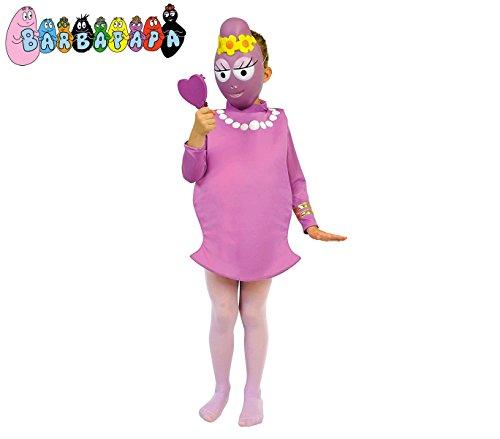 MWS 197734 Disfraz de Carnaval Motivo BARBABELLA (2 a 7 años) - 2/3 años