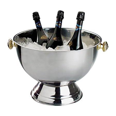 Sektkühler für 2 Flaschen Kühler Weinflaschenkühler Champagnerkühler  GASTRO