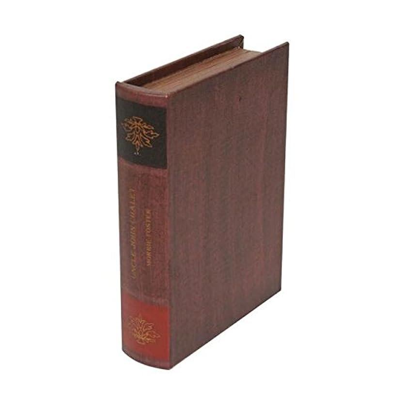 パイコンバーチブルお酒東洋石創 小物入れ BOOK BOX 背表紙オープンタイプ 17×23cm 28281