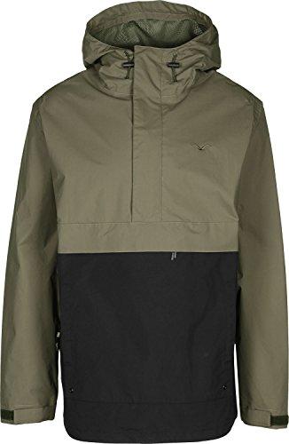 Cleptomanicx Herren Jacke City Hooded Summer Jacket