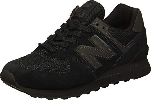 New Balance 574 Core, Zapatillas Hombre, Negro (Black ETE), 43 EU