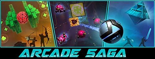 Arcade Saga [Instant Access]