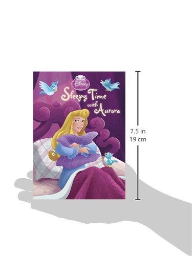 Sleepy Time with Aurora (Disney Princess) (Board Book)
