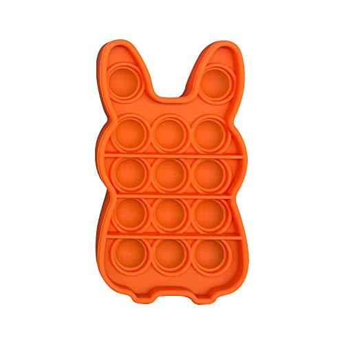 Anti Stress, Anti Stress Spielzeug, Anti Stress Bälle, Tierbär Rabbit Push Bubble...