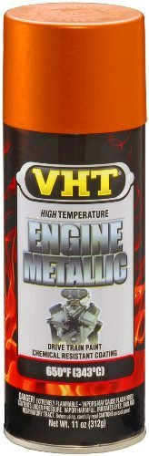 VHT SP402 Engine Metallic Burnt Copper Paint Can - 11 oz. by VHT