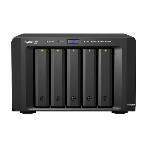 Synology DS1513 NAS, Nero