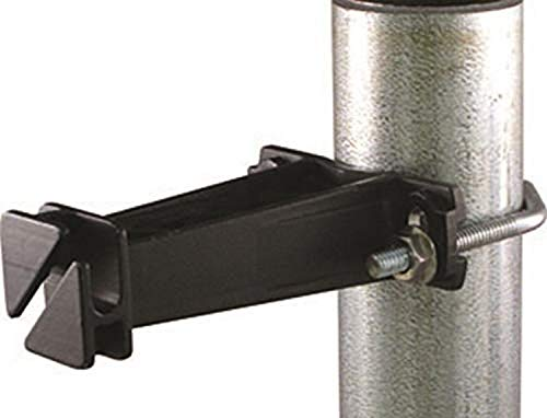 Dare Products 3359-10 831950 Tube Post Insulator (10 Pack), Black