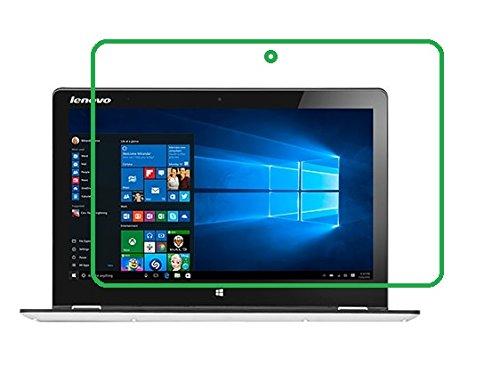 IT3Filtro Protector de pantalla (1x Anti Glare + 1x ultra transparente) para 14'Lenovo Yoga 700(14pulgadas) 2en 1Laptop