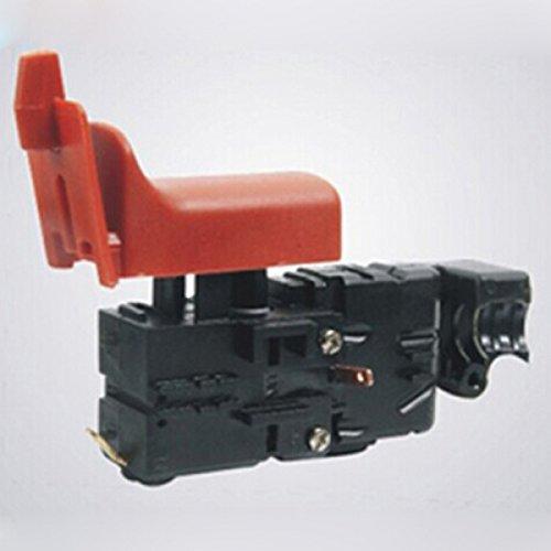 Schalter für Bosch Bohrhammer Schlagbohrmaschine Stemmhammer GBH 2-26 DFR,2-26 RE,2-26 DRE,2400,2600,2-24 D,2-24 DF
