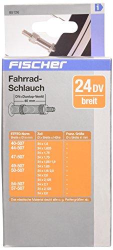 FISCHER Fahrradschlauch 24