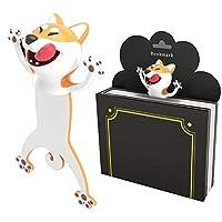 supbel しおり 3D 動物 読書 雑貨 ブックマーク 可愛い 手書き 手帳ページ 多機能 飾り 事務用品 文房具 学生 男女兼用 贈り物