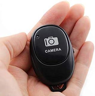 ワイヤレス Bluetooth スマートフォン用カメラシャッターリモートコントロール Bluetoothリモコン スマートフォン用 IOS Androidスマートフォン タブレットPC カメラシャッターリモコンコントロール 素晴らしい自撮り写真...