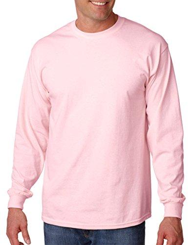 Gildan Men's Ultra Cotton Long-Sleeve T-Shirt