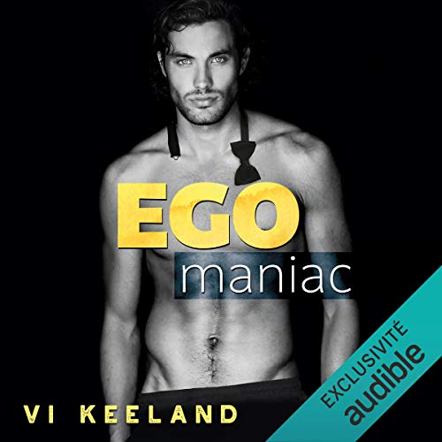 Couverture de Egomaniac