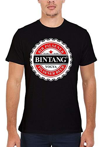 Bintang Bali Beer Summer Funny Cool Men T Shirt