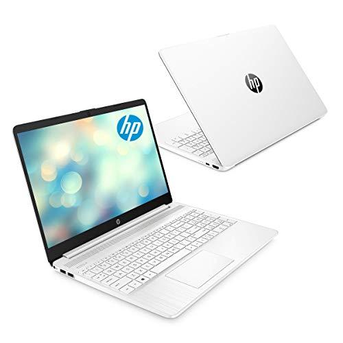 HP ノートパソコン 15.6インチ フルHD AMD 3020e 4GB 128GB SSD HP 15s-eq ピュアホワイト(型番:468W0PA-...