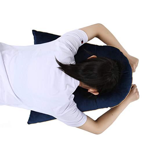 XZHSA Face Down-Kissen for Pfosten Vitrektomie, Makulare Loch & Retinalablösung Pfostenoperation Schlafende Retinal-Distanzpatienten während der Erholung