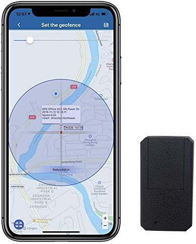 Hangang Mini GPS Tracker anti Thief Mini...