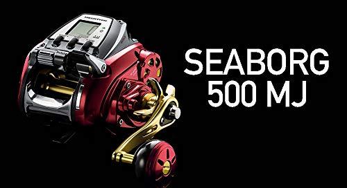 Daiwa SEABORG 500MJ Electric LEVELWIND Saltwater Reel