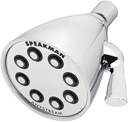 Speakman Polished Chrome S 2251 E2 Signature Brass Ion Anystream Multi Function Shower Head product image