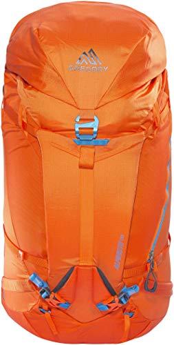 GREGORY Zaino Alpinisto 50, Zest Orange, LG