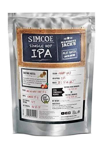 Mangrove Jack's Edition Limitée Simcoe Single hop IPA