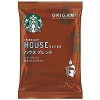 ネスレ日本 スターバックス オリガミパーソナルドリップコーヒー ハウス ブレンド 1袋×30個