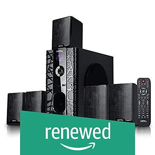 (Renewed) Zebronics BT6590RUCF 5.1 Channel Multimedia Speakers (Black)