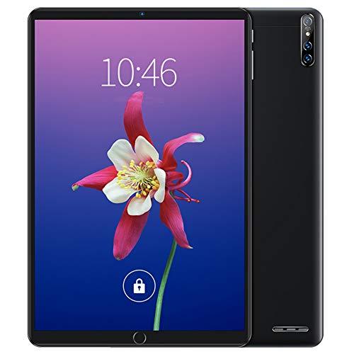ELLENS Tableta 10 Pulgadas Android 8.1, 2GB RAM 32GB ROM, Pantalla IPS 1280 * 800, GPS, Bluetooth, WiFi (Verde/Negro)
