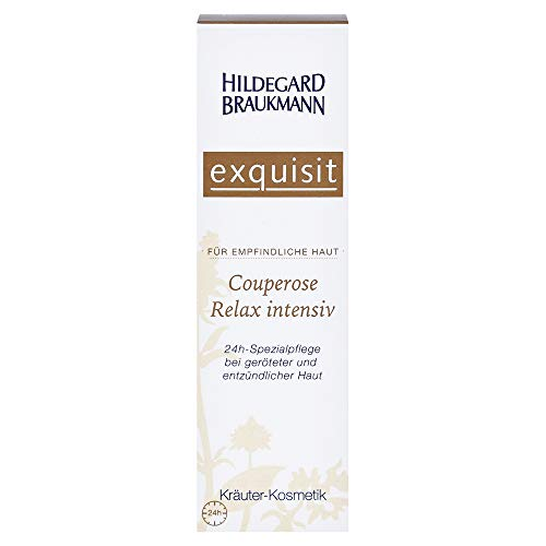 Hildegard Braukmann Exquisit Couperose Relax intensiv 50 ml