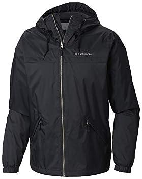 Columbia Men s Oroville Creek Lined Jacket Black Large