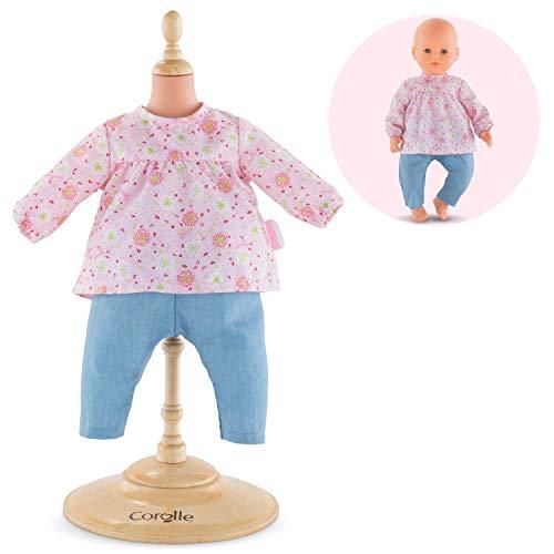 Corolle 9000160020 Mon Grand Poupon 42cm Jeans & blouse, 42 cm