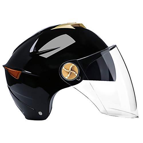 QHF Bike Helmets DOT Approved Lightweight Hard Hat Four Seasons Helmet for Skating Scooter Adjustable 54-59cm