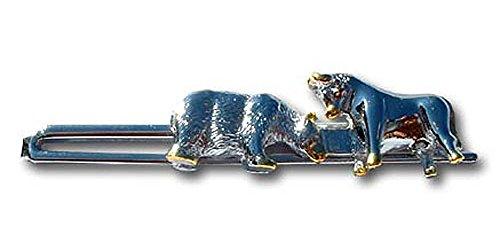 Générique pince à cravate bull and bear /2c One Size