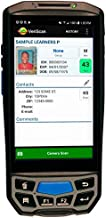 IDWare 9000 Mobile ID Scanner – Driver License and Passport Scanning Software – Free Charging Cradle, Extra Battery and Carrying Case