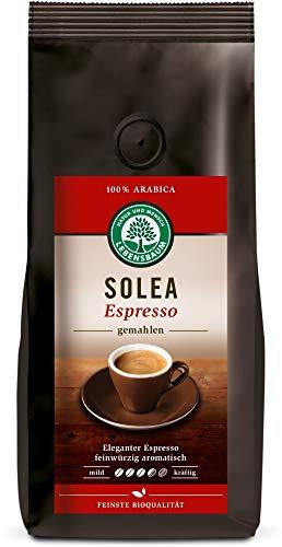 Lebensbaum Bio Solea Espresso, gemahlen (2 x 250 gr)