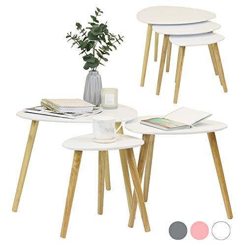 Hartleys Retro Nest of Tables - Choice of Colour