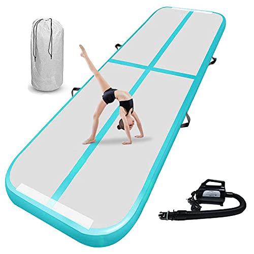 airtrack matte 10cm hoch 3M Aufblasbare turnmatte AirTrack Gymnastik Yogamatte Taekwondo Camping Trainingsmatte