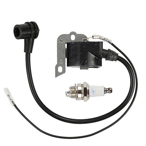 Anzac 503901401 Ignition Coil Module for Husna 50 51 55 61 254 257 261 262 266 268 272 Chainsaw Jonsered 2054 EPA 2055 2095