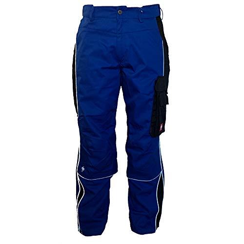 Engelbert Strauss E.S. Bundhose Active Arbeitshose (blau/schwarz, 50)