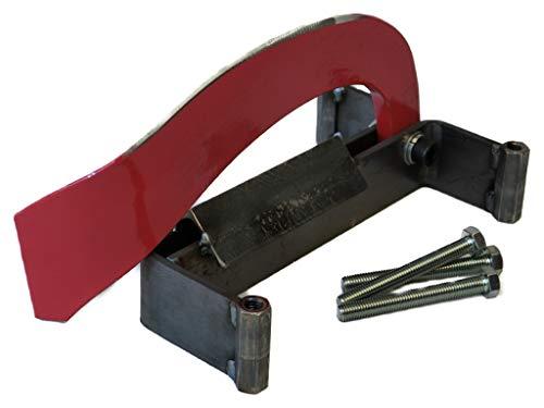 アイスラッガー「逆さ斧」ハンマーで叩く薪割り機 | 針葉樹の薪割り・細薪・焚き付け作りに!