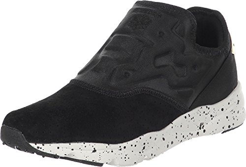 Reebok Furylite Slip-ON LU Black/Chalk/RBK Bras