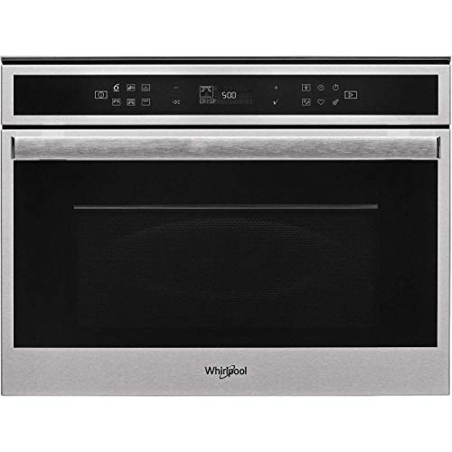 Micro ondes Combiné Encastrable Whirlpool W6MW461 - Micro-Ondes + Grill + Convection Intégrable Inox - 40 litres - 900 Watts