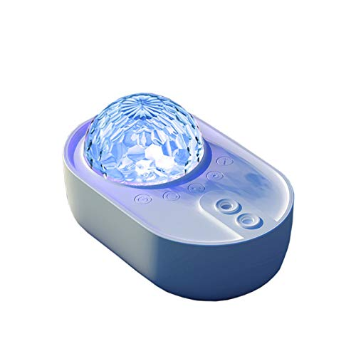 Alderaian Night Light,Ocean Wave Skylight Projector, LED Nebula Light Bluetooth Music Speaker, Romantic Starry Sky Projector Light,Create an Atmosphere for Your Girlfriend