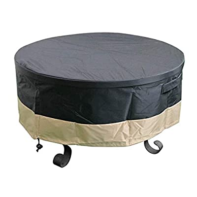 Stanbroil Full Coverage Round Fire Pit Cover